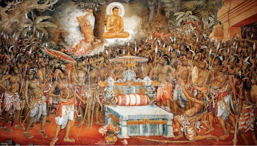 Bak Poya: The day Buddha set foot in Lanka for the second time