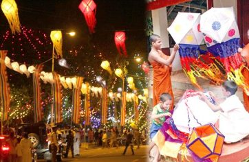 VESAK POYA	SIGNIFICANT AND HISTORICAL ASPECTS: