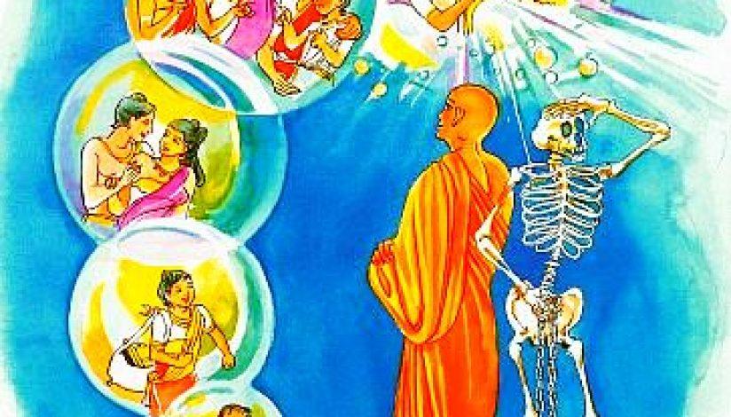 The Buddhist concept of Rebirth
