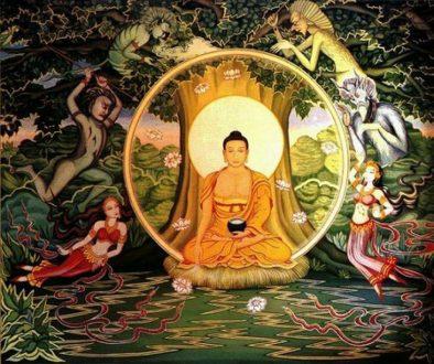 Mara: embodiment of the death of spiritual life