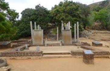 Historical Monuments at Mihintalava