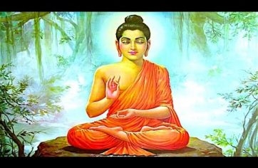 The Buddha's true face