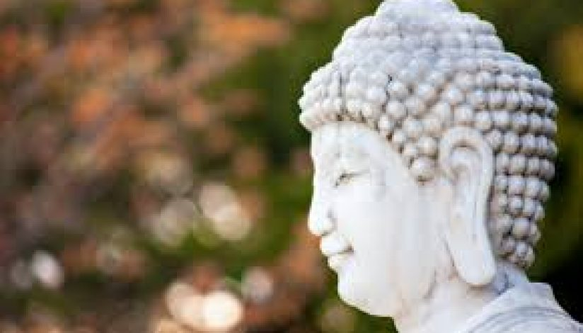 The Buddha who guided us to inner peace