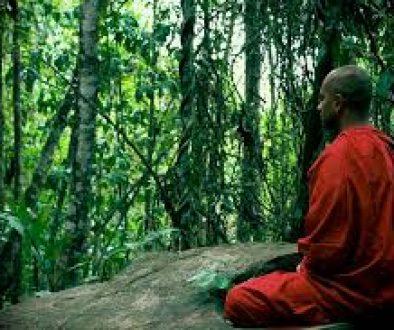 Arhat Mahinda's mission to establish Bhikkhu Sangha