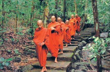 'No Bhikku against peace' – Naga Viharadhipathy