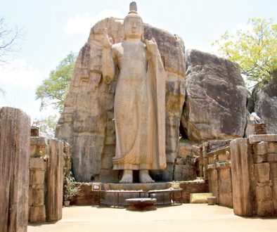 Buddhism that was – and thereafter
